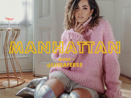 Manhattan avec Luisaferss