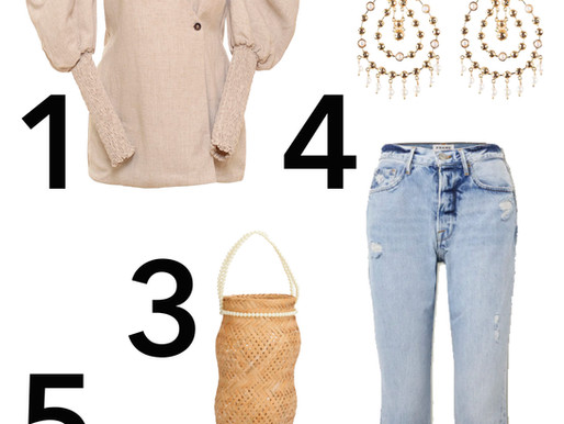 Get Inspired: Moda Colombiana