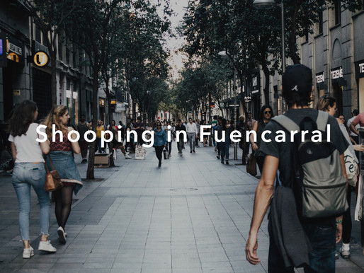 Shopping in Fuencarral