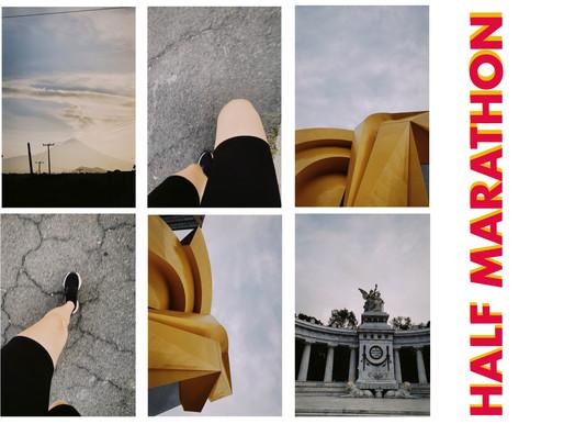 Half Marathon: Week 1