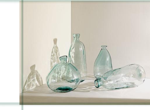Zara Home Colección: Vidrio Reciclado