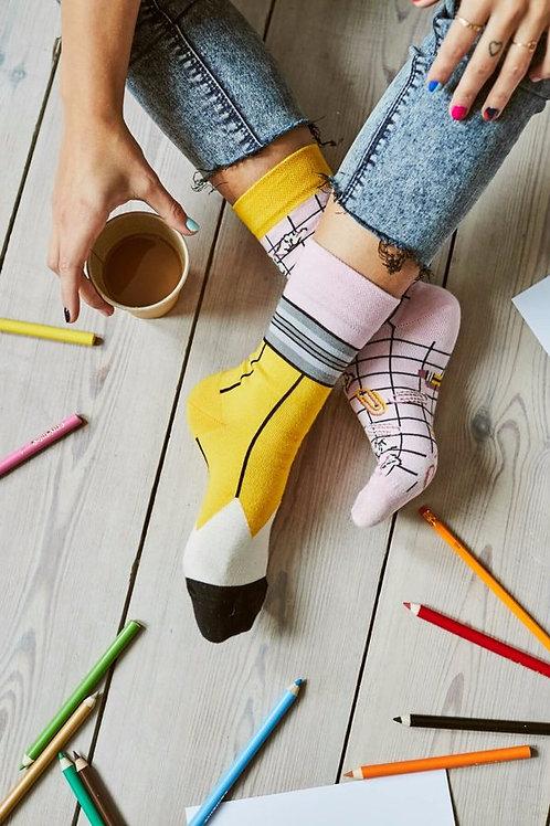 Calze Paperwork - Many Mornings