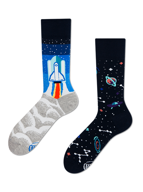 Calze Space Trip