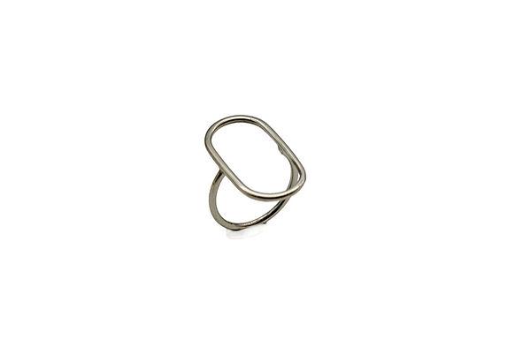 Anello minimal in argento