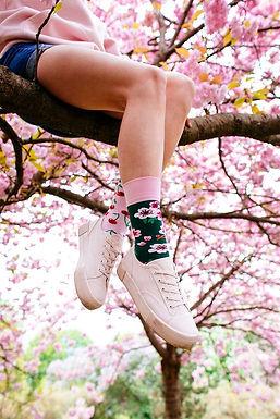 Calze Cherry Blossom