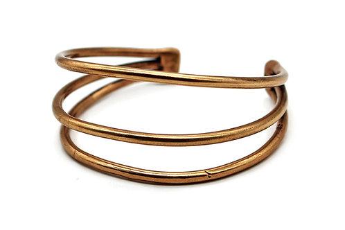 Bracciale fascia bronzo