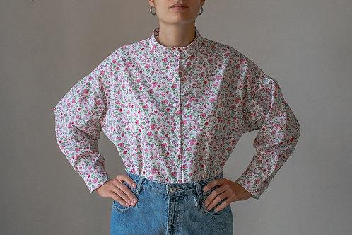 Camicia fiorellini