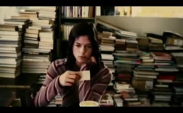 In 2004, Alison's short story, The Specialist, was optioned for film. The story, which originally appeared in McSweeney's  was adapted for the screen by the filmmakers Lisa Chang and Newton Thomas Sigel, under the title The Big Empty. In 2005 The Big Empty was released as a short film starring Selma Blair about a woman with an unusual condition that baffles scientists and laymen alike. It was executive produced by George Clooney and Steven Soderbergh. Click on the image to watch The Big Empty.