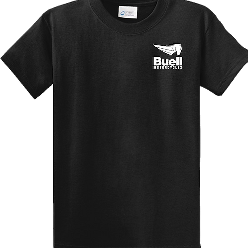 Buell Tee Front and Back