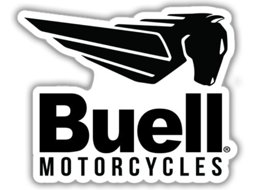Buell Motorcycle Sticker