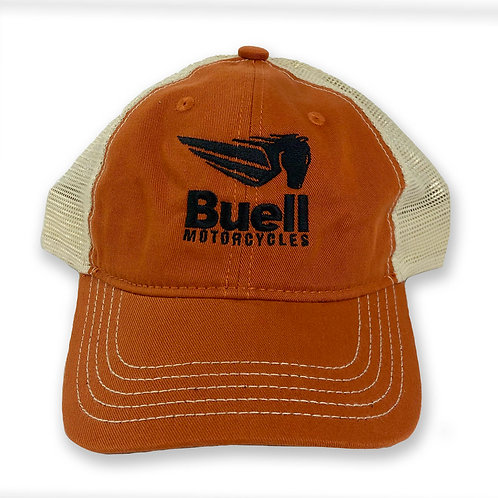 Soft Mesh Back Hat