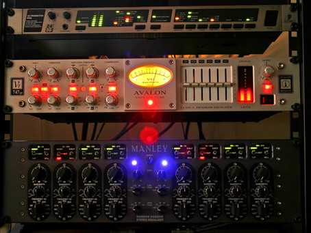 """SESSION NOTES 13 """"Mastering"""" (part 3 """"Compressors & Limiters"""")"""