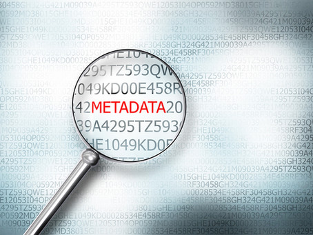 Session Notes 2 - CD Business, Metadata