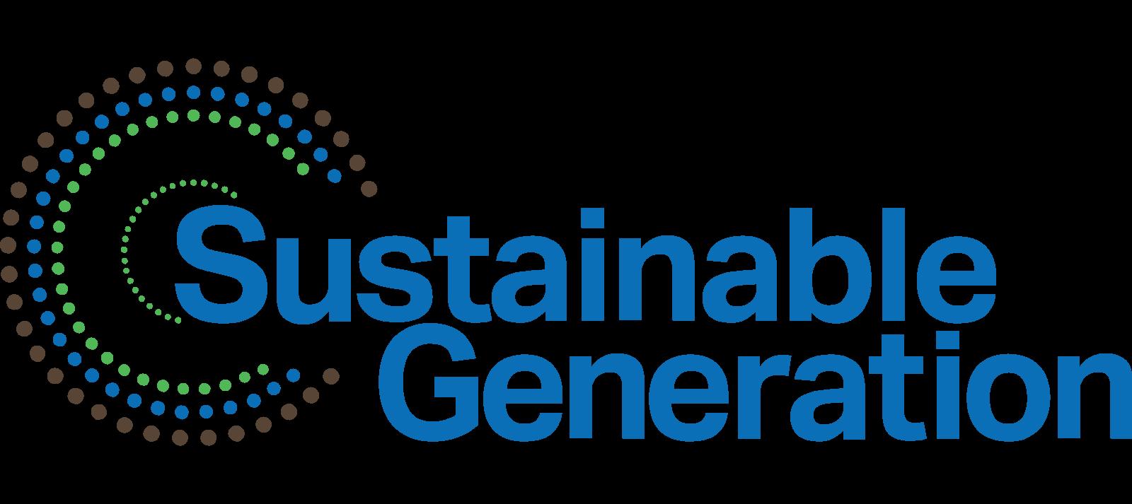 Sustainable Generation