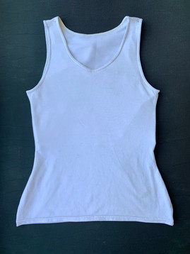White full, 37cm, cotton