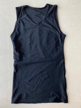 Black full, 32cm, lycra