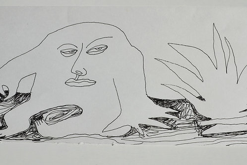 Drawing (2020) SOLD