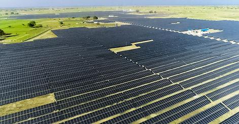Solar Power Plant at Chitrkoot, UP