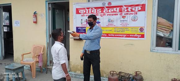 Sukhbir Agro Energy Covid-19 helpdesk-Gh