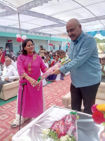 Inaugration of handicapped school-Gazipur-2018