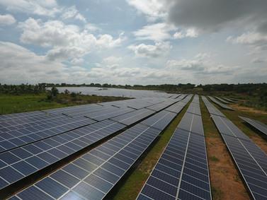 5 MWp Solar Power Plant at Nagamangla, Dist- Mandya, Karnataka #solarpowerplant