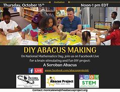 EA STEM DIY ABACUS MAKING Event 5 100620