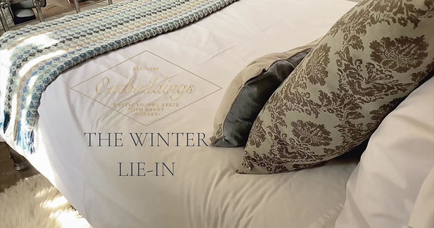 Winter Lie-in experience