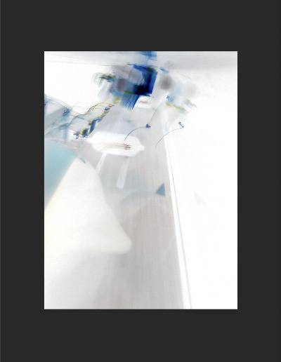 vibes BlauFunke II, 2020, Fotografie