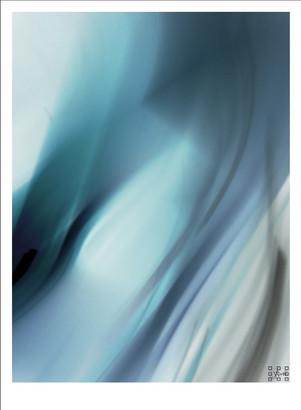 vibes BlauFunke I, 2020, Fotografie