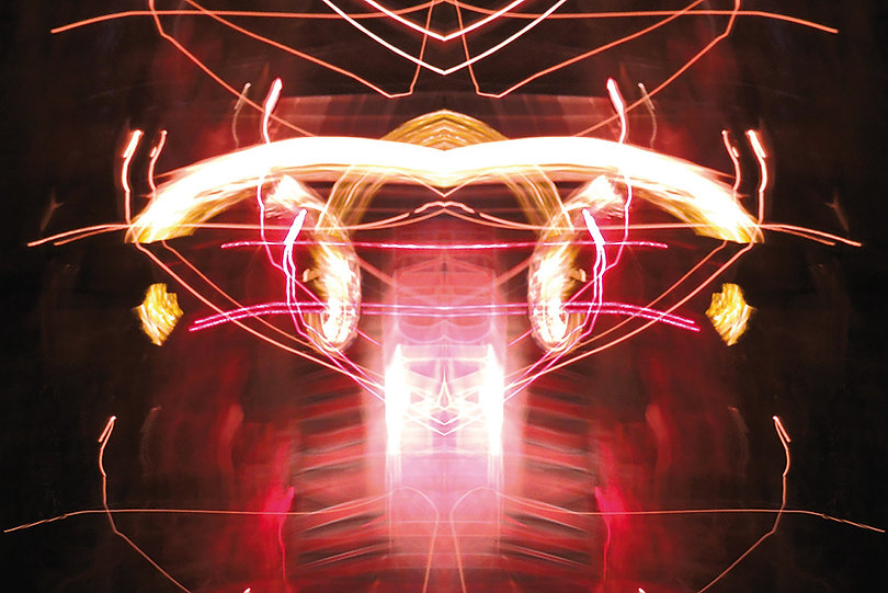lightart pictures vibes, Burning ant
