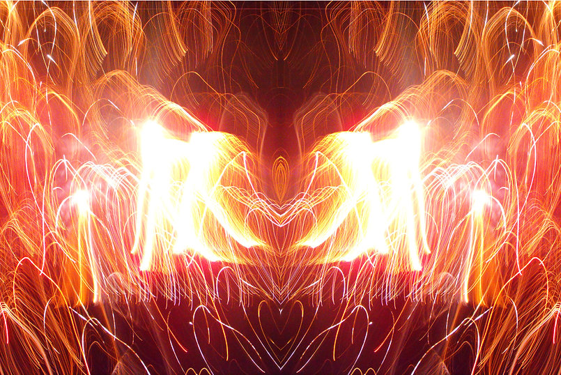 lightart pictures vibes , Dancing angels