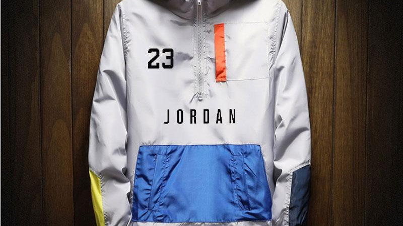 Windbreaker Jordan Jacket