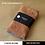 Thumbnail: Pack x2 Repasadores XL 50x50cm Canela + Gris