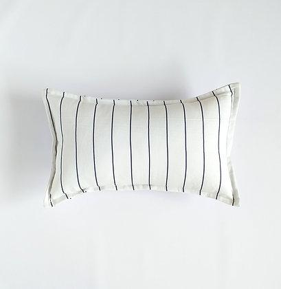 Almohadón Stripes 50x30 White