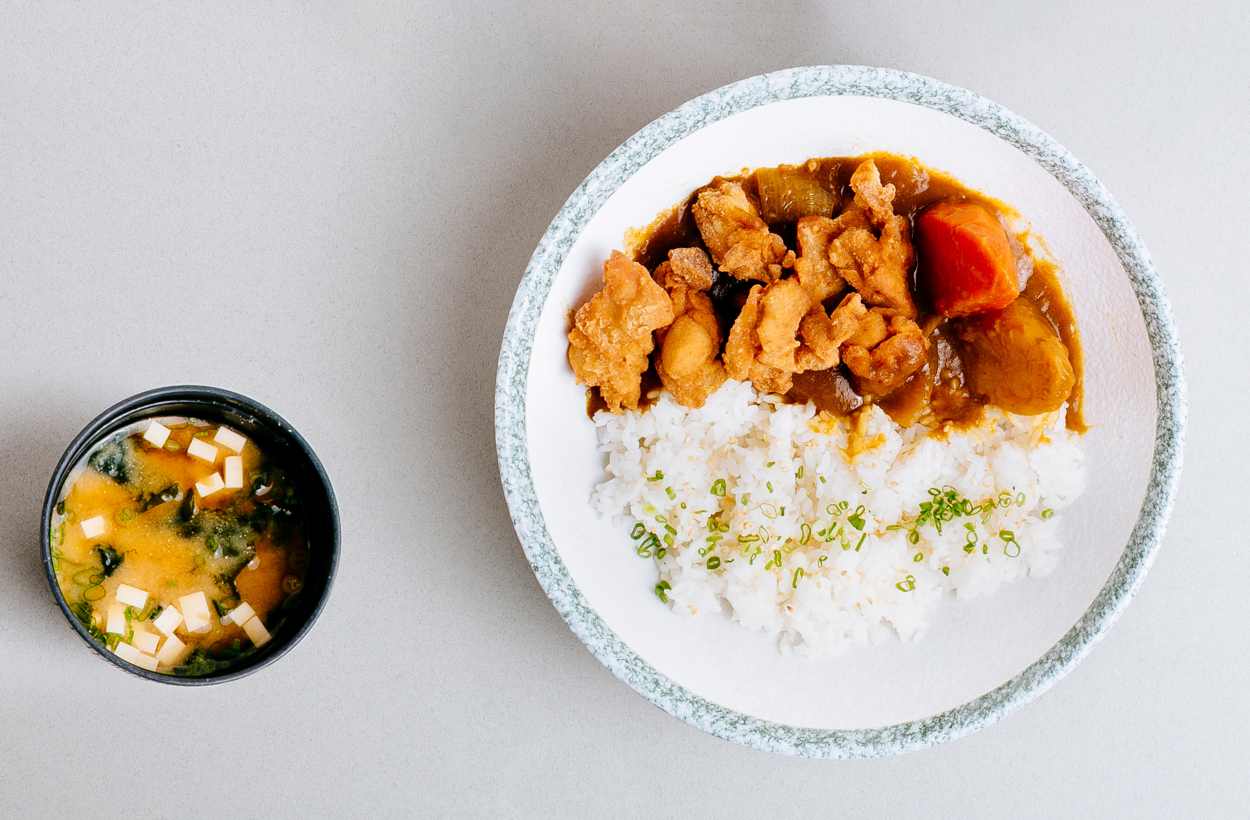 Japanese 3-Course Meal of the Month