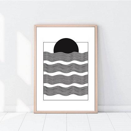 Lámina Waves