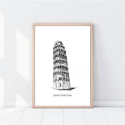 Lámina Pisa