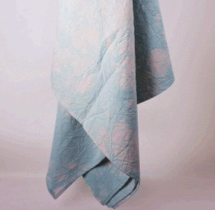 Lona Tie-Dye XL 240x240 Turquesa