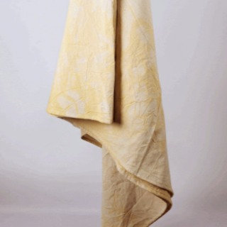 Lona Tie-Dye XL 240x240 Amarillo Manteca