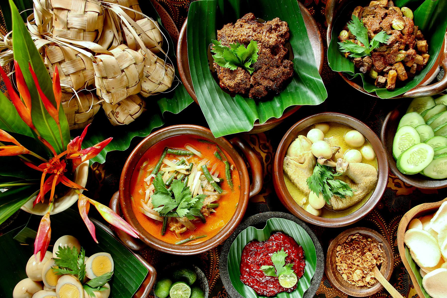 Indonesian 3-Course Meal of the Month