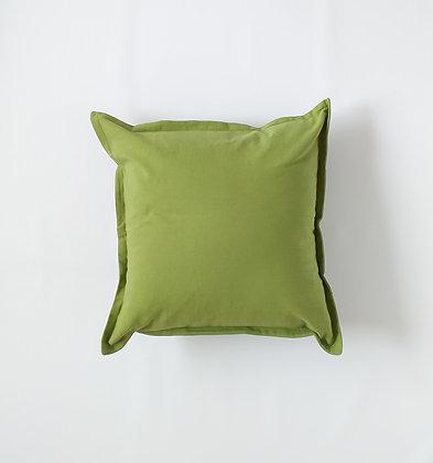 GS Almohadón Tusor 38x38 Verde Palta