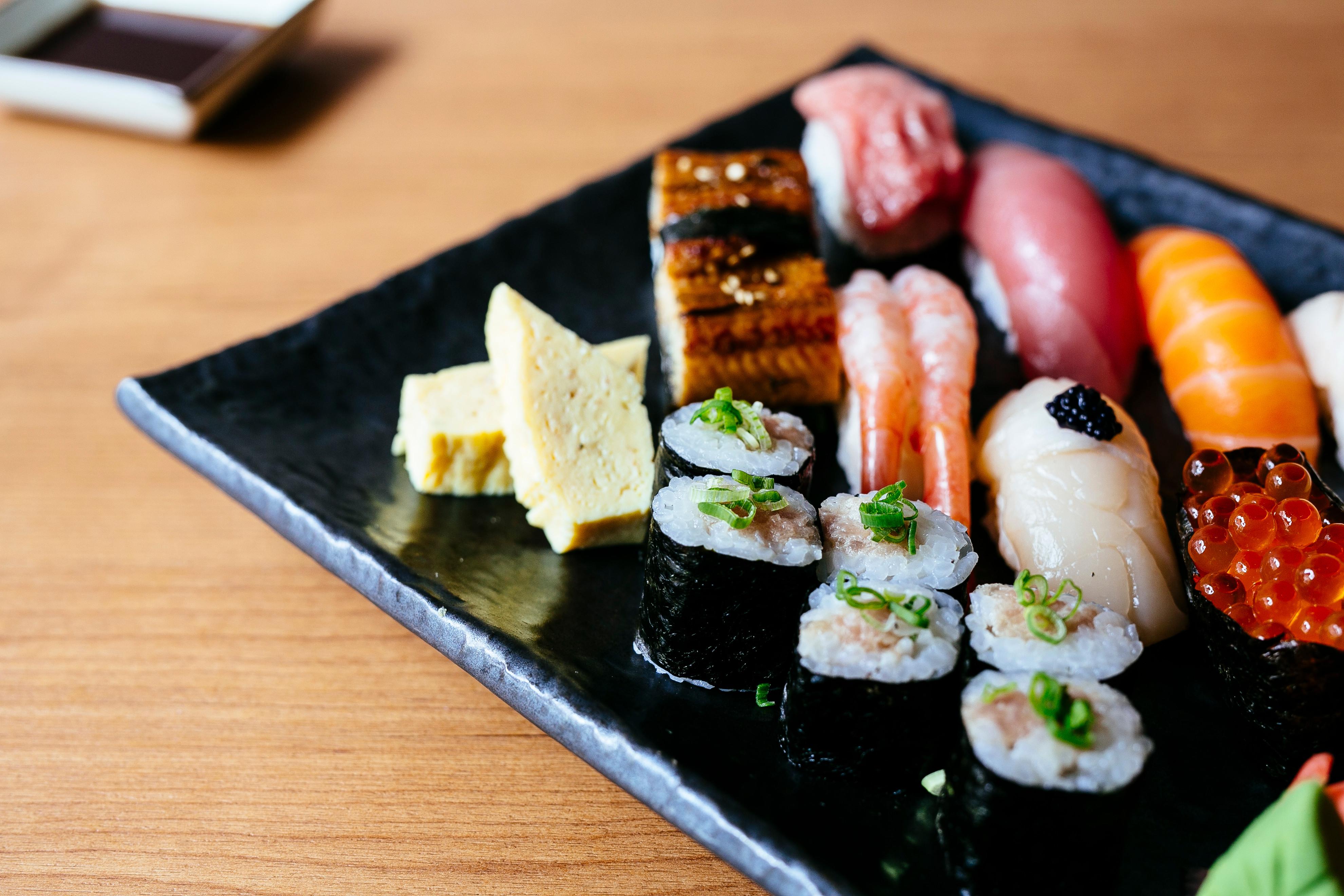 The Art of Sushi-making