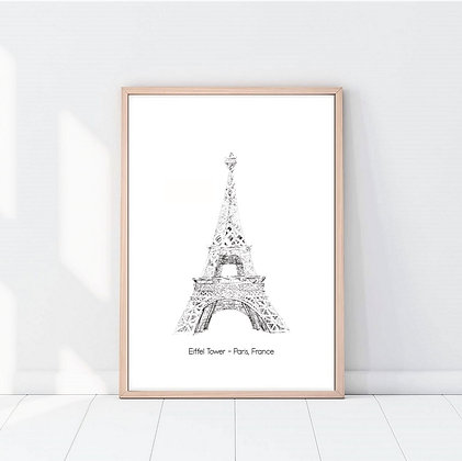 Lámina Eiffel