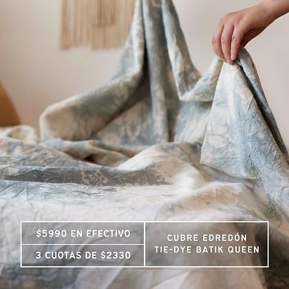PROMO: Cubre Edredón Tie-Dye Batik Queen