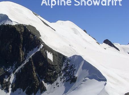 Alpine Snowdrift