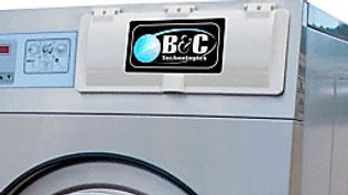 b&C technologies washer and dryer commercial