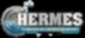 Hermes commercial laundry logo