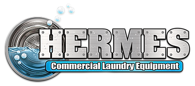 hermes commercial laundry equipment logo