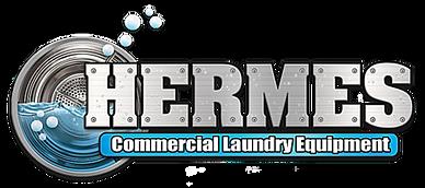 hermes commercial laundry equipment logo