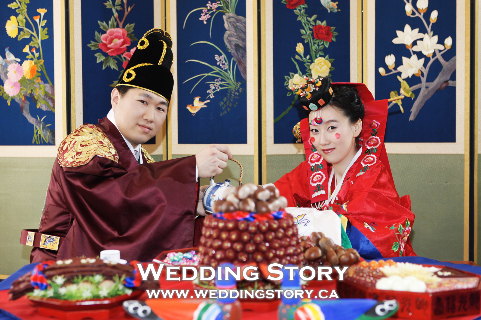 Wear Can Be Quite Playful This Traditional Ceremony Is A Significant Part Of The Korean Wedding Ceremonies And Are Proceeded In Respectful Manner